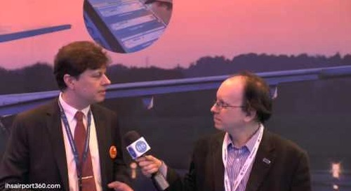 World ATM 2015 Ben Vogel speaks to LFV Air Navigation Services of Sweden