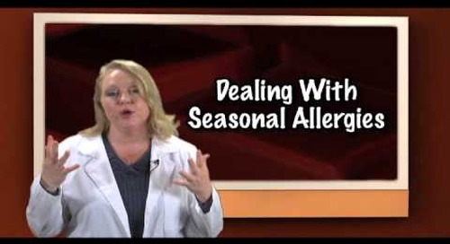 Health Matters   Seasonal Allergies