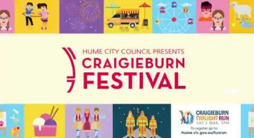 Hume City Council - Craigieburn Festival 2019 Highlights  (Full Version)