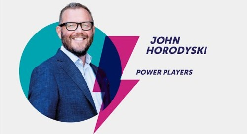 John Horodyski – Aprimo Power Player | Power Players Series