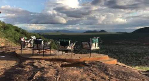 Safari Living East Africa