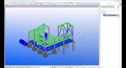 Reference Models with Tekla Structures