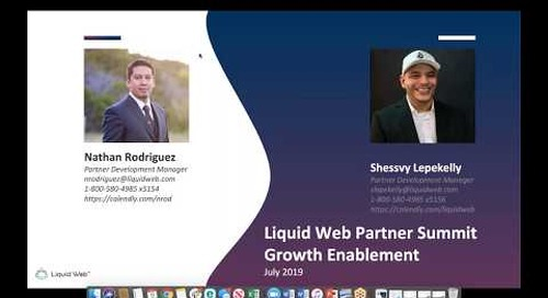How to Grow Your Small Business with Liquid Web's Partner Program