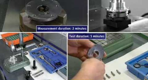 DuraMax Production CMM Gage