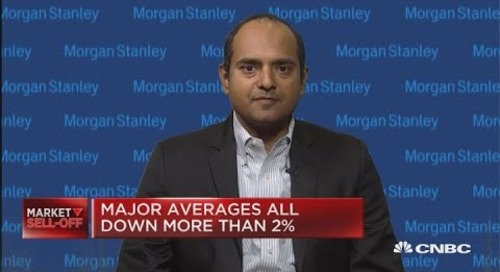 Amazon's internal logistics network damaging other transports, says Morgan Stanley analyst