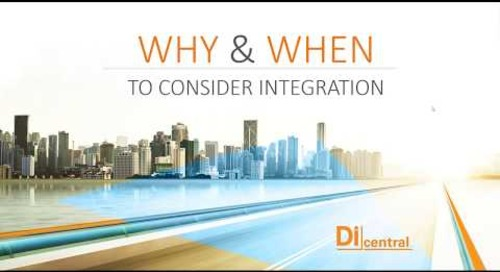 On Call Webinar:  Why to Consider Integration