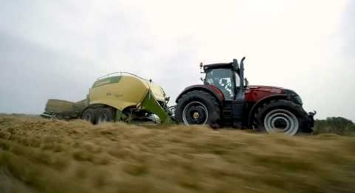 Smart Agricultural Machinery Built with Qt: KDAB & AgBrain
