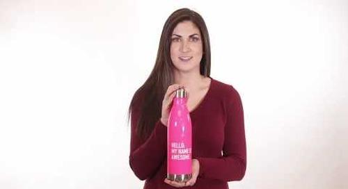 Bowie Water Bottles 26 oz