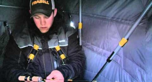 Targeting Basin Panfish