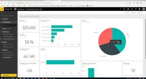 Microsoft Dynamics NAV 2017 - Integration with Power BI