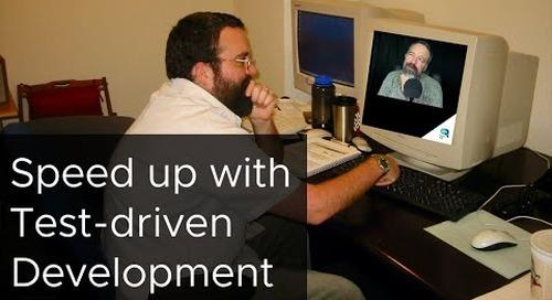 Tanzu Talk: Speed up with Test-driven Development