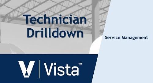 Technician Drilldown