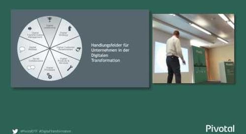 Der digitale Umbruch: Ein Ausblick für Deutschland // Digital Disruption: The Outlook for Germany