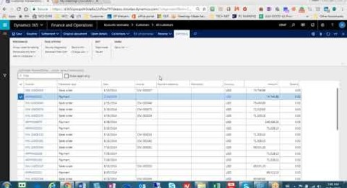 How to Correct AR Invoices in Dynamics 365 for Finance and Operations