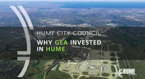 Why GEA Australia invested in Hume City
