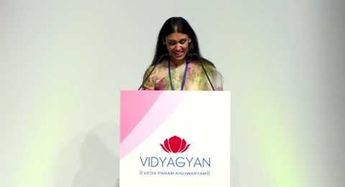 Ms Roshni Nadar Malhotra's address at VidyaGyan Graduation Day | August 4, 2016