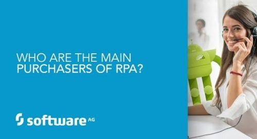 Episode 10: Who are the main purchasers of RPA?