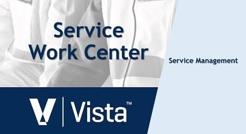Service Work Center