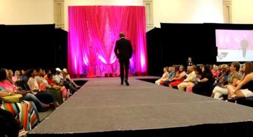 David's Bridal & Men's Wearhouse Fashion Show