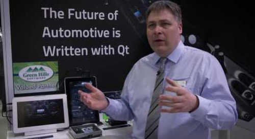 Multi-Screen demo using Qt Automotive Suite