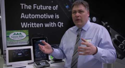 Multi-Screen demo using Qt Automotive Suite