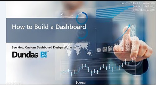 How to Build a Dashboard