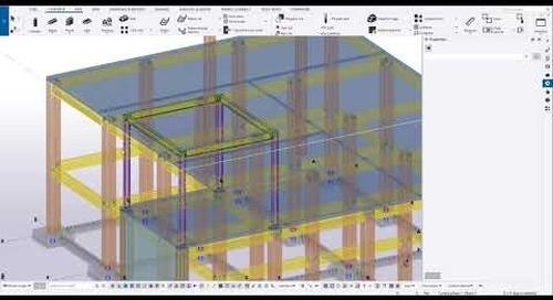 Tekla Tips: Beneficios de Modelar Acero de Refuerzo en su modelo Construible
