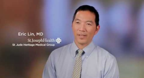 Orthopedic Surgery featuring Eric Lin, MD