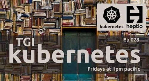 TGI Kubernetes 028: Exploring CockroachDB on Kubernetes
