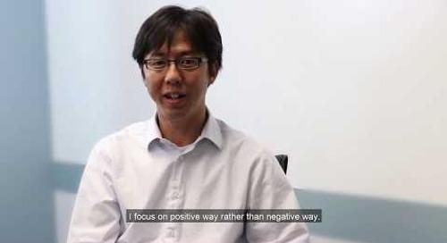 Fundamental Behavior #25- Be Positive- Yosuke Kikuchi