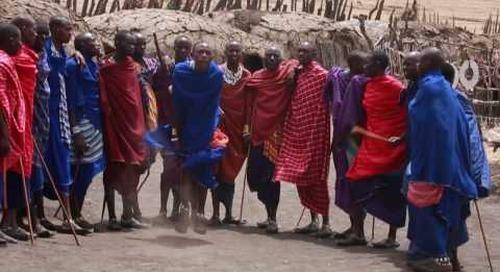 Ngorongoro Crater, land & people