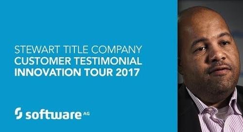 Stewart Title Company -Customer Testimonial - Innovation Tour 2017