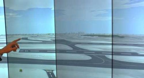 WATM 2015 - Vitrociset Manama Simulator