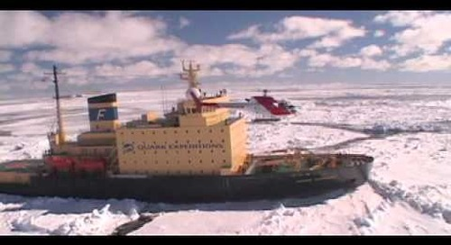 Kapitan Khlebnikov: Arctic Icebreaker Expedition