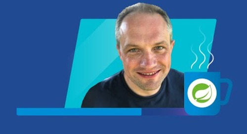 Tanzu Tuesdays - Boost your Productivity with Spring Tools 4 with Martin Lippert