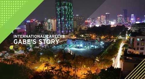 International Careers: Gabe's story