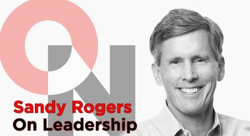 People Make The Biggest Difference   Sandy Rogers   FranklinCovey clip