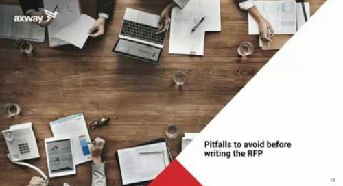 10 Pitfalls Before Writing an API Management RFP