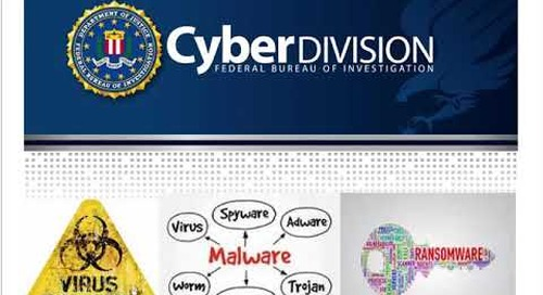 [On Demand Webinar] FBI Cyber Division and Digital Shadows: Emerging Ransomware Threats Webinar