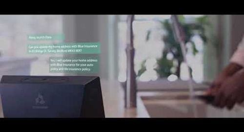 Voice technology for the insurance industry (UK)