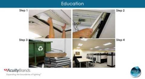 Look Up Look Around - Education