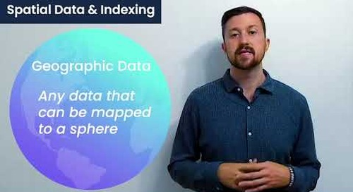 Spatial Data Types | Spatial Data Use Cases | Spatial Databases