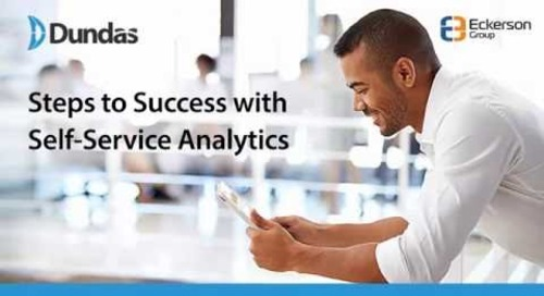 Steps to Success with Self-Service Analytics