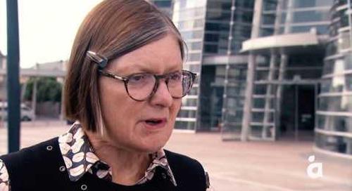 Jenny Harper, Art Director, Christchurch Art Gallery