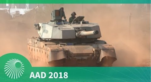 Africa Aerospace & Defense (AAD) 2018: Show Preview