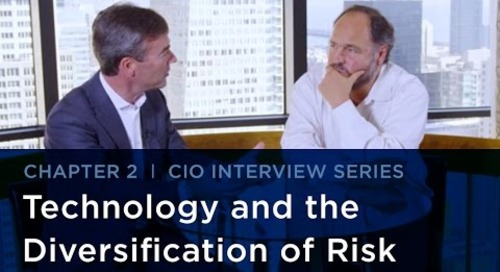 CIO Interview Series   Diversification of Risk