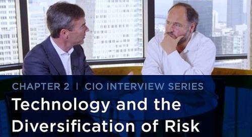 CIO Interview Series | Diversification of Risk