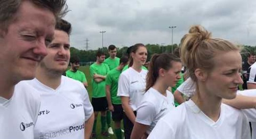 Stantec European Football Tournament