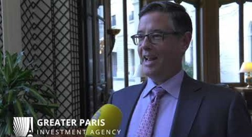 Conduent Transportation CEO Mick Slattery; Global Cities Makers Forum – Paris, 2019