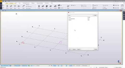 Using SketchUp models in Tekla Structures